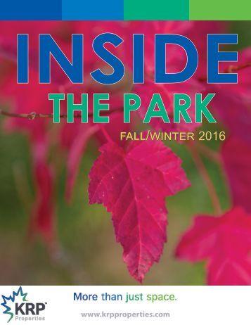 Newsletter Fall/Winter 2016