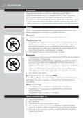 Philips Capot de protection - Mode d'emploi - CES - Page 4