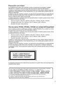 Sony VPCF23M1E - VPCF23M1E Documenti garanzia Spagnolo - Page 7
