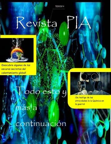 Revista de quimica...............
