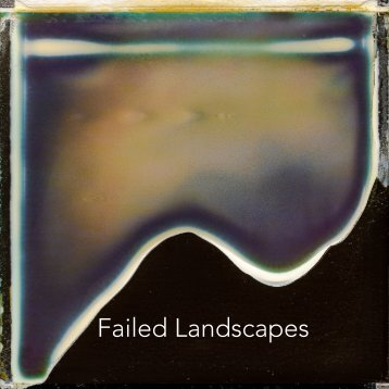 Failed Landscape Book