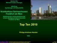 QB 2010 bundesweit Hauptdiagnose