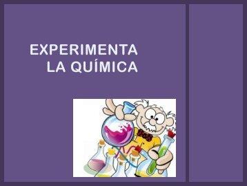 Revista Experimenta la Química