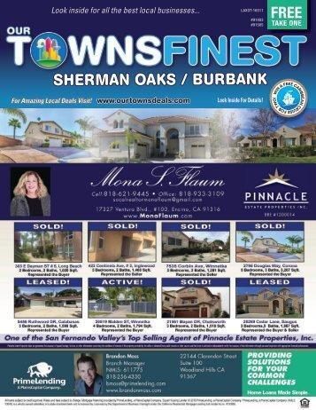Sherman Oaks / Burbank, CA 91403