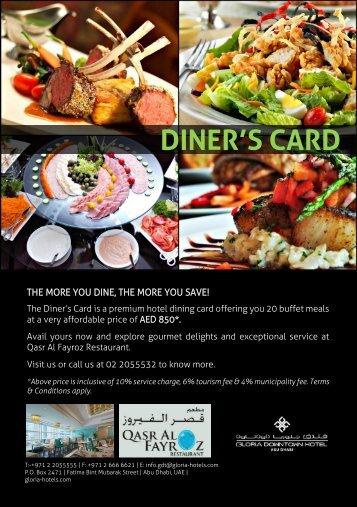 Diner's Card Flyer 2016 final