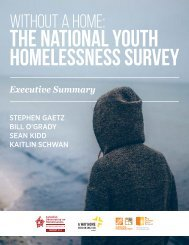 The National Youth Homelessness Survey