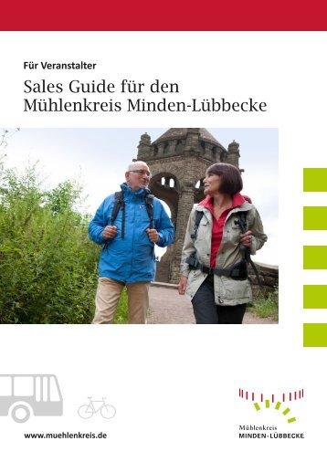 Sales Guide für den Mühlenkreis Minden-Lübbecke