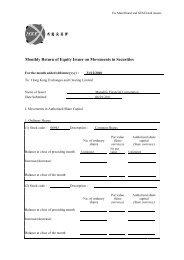 Monthly Return - Dec 10 - Manulife Financial