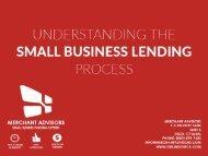 Understanding The Small Business Lending Process