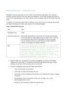 Specifikation for produkt feed version 1.1 - Page 5