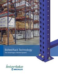 Bolted Rack Technology