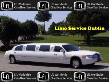 Limo Service Dublin