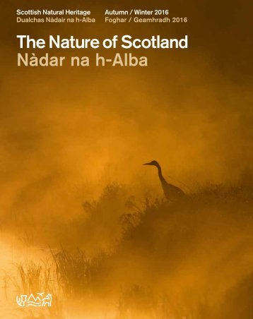 The Nature of Scotland Nàdar na h-Alba