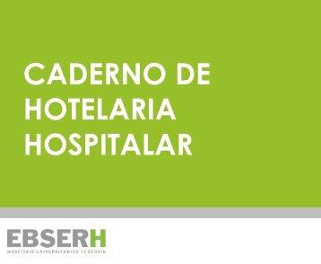 Caderno de Hotelaria - Modelo Geral v3