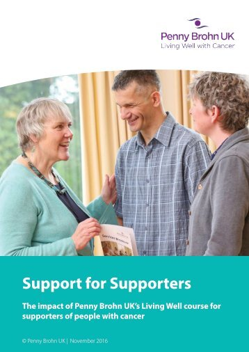 Support for Supporters