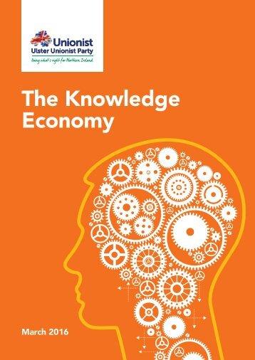 The Knowledge Economy