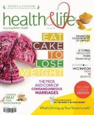 Health and life magazine January 2016