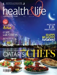 Health and life magazine June-July 2016