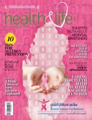 Health and Life Magazine October 2016