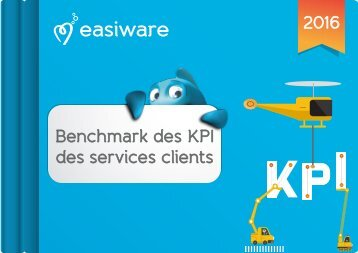 2016 Benchmark des KPI des services clients