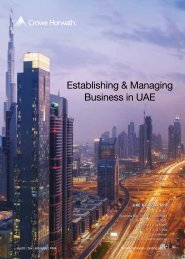 Business in UAE