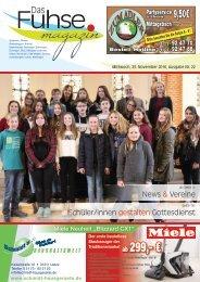 Fuhse-Magazin 22/2016