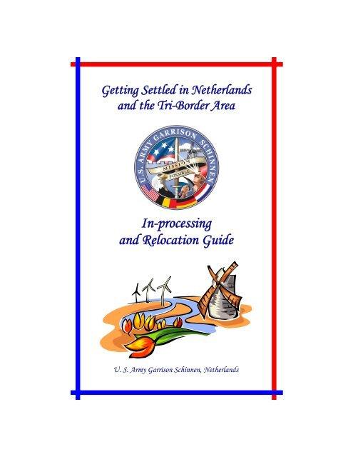 Tri Border Newcomers Guide Usag Schinnen U S Army