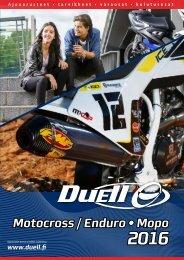 Duell MX 2016 - Helmets