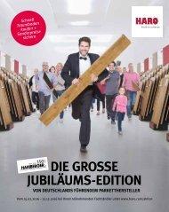 HARO-Aktion 2016 - Hasselbach Holzland