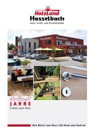 Carl Hasselbach - Historie Holzland