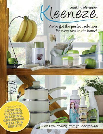 Kleeneze Main Book – Spring/Summer Issue 1 2017 ROI