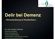 Herausforderung im Krankenhaus - Rhein-Erft-Kreis