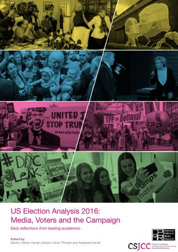 US Election Analysis 2016 Media Voters and the Campaign