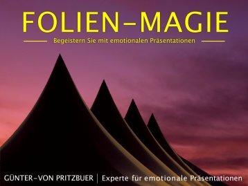 FolienMagie - Begeistern Sie mit emotionalen Präsentationen