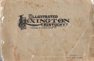 Illustrated Lexington