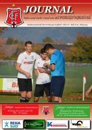 Heft 08 FFC - FC Auggen