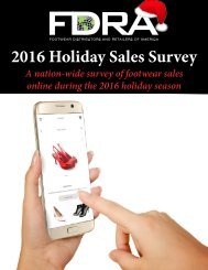 2016 Holiday Sales Survey
