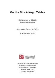 On the Stock-Yogo Tables