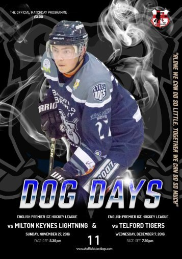 STEELDOGS ISSUE 11
