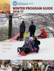 2016-17 Winter Program Guide
