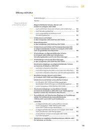 Kapitel 04 Bildung und Kultur - Amt für Statistik Berlin Brandenburg