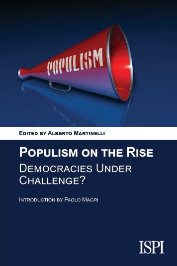 POPULISM ON THE RISE