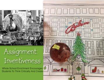 Assignment Inventiveness