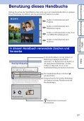 Sony DSC-S1900 - DSC-S1900 Istruzioni per l'uso Tedesco - Page 2
