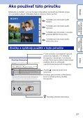 Sony DSC-S1900 - DSC-S1900 Istruzioni per l'uso Slovacco - Page 2