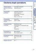 Sony DSC-S1900 - DSC-S1900 Istruzioni per l'uso Rumeno - Page 7