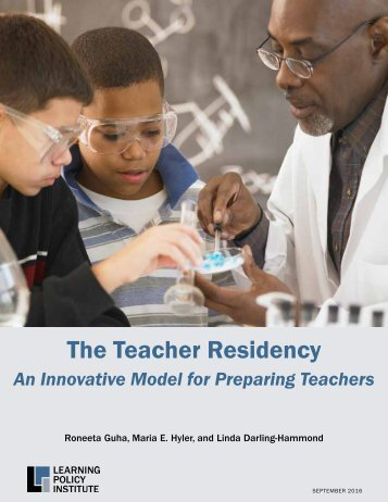 The Teacher Residency