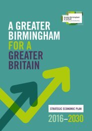 FOR A GREATER BRITAIN