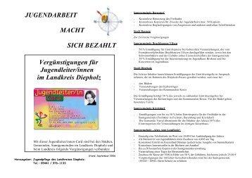 JUGENDARBEIT MACHT SICH BEZAHLT ... - Kirche in Syke