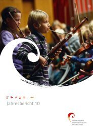 Jahresbericht 2010 - Landesverband Niedersächsischer ...